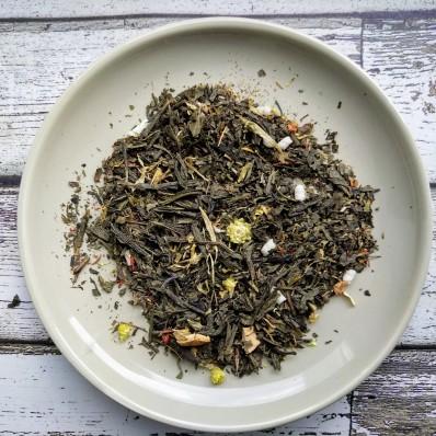 Чай Мохито блюз