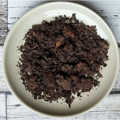 Чай пуэр Комковый дикий (Шу Юннань)