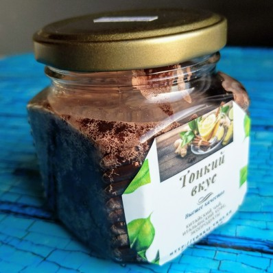 Урбеч из какао-бобов (цельный) 230 гр.